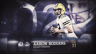 Download #2 Aaron Rodgers (QB, Packers) | Top 100 Players of 2015 Video