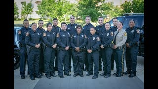 Download 100th UT System Police Cadet Class Video