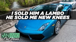 Download I sold a Lambo to the guy I bought my knees from Video