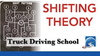 Download How to Shift a 9, 10, 13, 15 or 18-Speed Transmission | Truck Driving Video