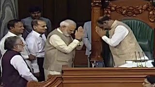 Download Narendra Modi heaps praise on new Lok Sabha speaker Om Birla Video