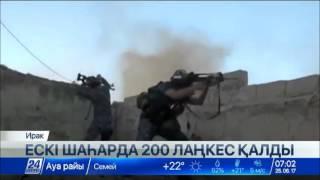 Download Ирак әскері Мосул қаласының соңғы аудандарын азат етіп жатыр Video