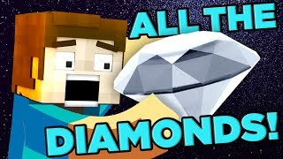 Download Minecraft DECODED! How Many Diamonds Exist? | The SCIENCE... of Minecraft Video