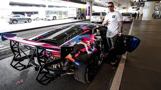 Download CANCELED UBER FOR A LYFT IN THIS WILD LAMBORGHINI! *Best LAX Car Service* Video