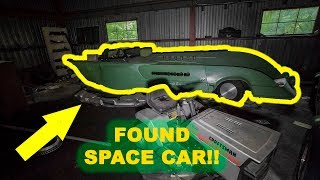 Download FOUND CLASSIC BONNEVILLE RACER in CAR GRAVEYARD Video