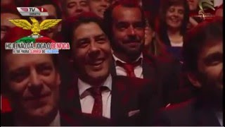 Download Luís Franco Bastos na gala do Sport Lisboa e Benfica Video