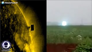 Download NASA Hides Giant UFO Next To Sun, Siberian Mystery Lights & More! 8/6/16 Video