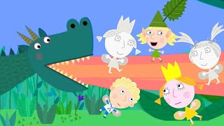 Download Ben and Holly's Little Kingdom | A Dragon in the Fairy Castle | 1Hour | HD Cartoons for Kids Video