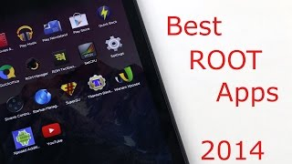 Download Top 15 ROOT Apps for Android 2014 - Part 1/3 Video