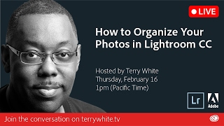 Download How to Organize Your Images in Lightroom CC Video