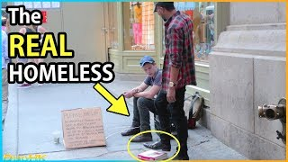 Download The REAL Homeless Experiment (Social Experiment) Video