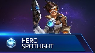 Download Tracer Spotlight - Heroes of the Storm Video