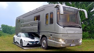 Download ये Bus है या महल | 5 Luxurious Motor Homes That Will Blow Your Mind Video
