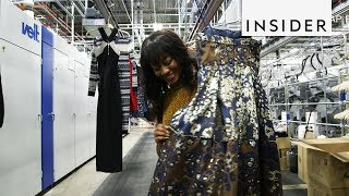 Download Behind-the-Scenes of the Rent the Runway Warehouse Video