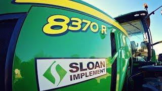 Download John Deere 8370R - Joy Ride Home - Sloan Implement Video