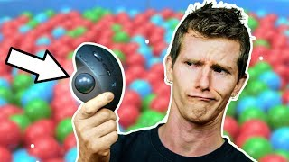 Download Remember these WEIRD mice?? The Trackball is back! Video