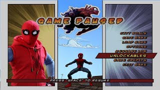 Download Ultimate Spider-Man Mod HomeMade Suit !!!Special End!!! Video