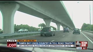 Download We hate tolls, but Tampa Bay area drivers pay them more than ever Video