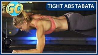 Download Tight Abs Tabata Workout: BeFiT GO- 10 Mins Video