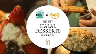 Download The Best Halal Desserts in Singapore Video