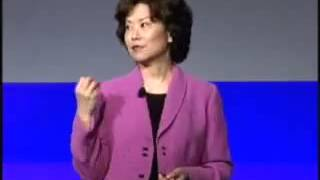 Download Top Motivational Speaker Secretary Elaine Chao on Her American Success Story Video