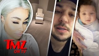 Download Rob Kardashian Admits He Needs Professional Help After Fight with Blac Chyna | TMZ TV Video