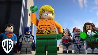 Download LEGO DC Comics Super Heroes: Aquaman - Rage of Atlantis - Trailer Video
