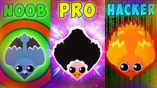 Download NOOB vs PRO vs HACKER IN MOPE.IO | FUNNY MOMENTS! Video