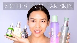 Download 6 Simple Steps to Clear Skin Video