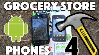 Download Bored Smashing - GROCERY STORE PHONES! Episode 4 Video