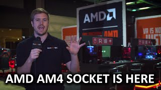 Download NEW AMD AM4 MOTHERBOARDS AND 7TH GENERATION CPUs Video