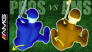 Download Clearing The Hips In The Golf Swing: Pros Vs Ams Video