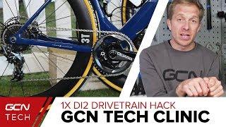 Download Di2 Upgrades, 1X Hacks & Disc Brake Rotor Size   GCN Tech Clinic Video