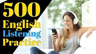 Download 500 English Listening Practice 😀 Learn English Useful Conversation Phrases Video