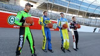 Download NASCAR Trick Shot Battle | Dude Perfect Video