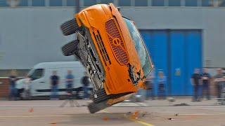 Download Volvo XC60 (2018) Crash Tests [YOUCAR] Video