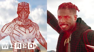 Download How Black Panther's Visual Effects Were Made | WIRED Video