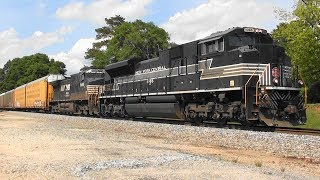 Download NS 291 with heritage 1066 NYC leading in Stockbridge, Ga. Video