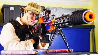 Download Nerf War: Brother Vs Brother Video
