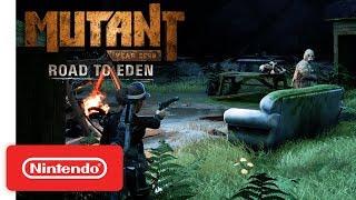 Download Mutant Year Zero: Road to Eden - Announcement Trailer - Nintendo Switch Video
