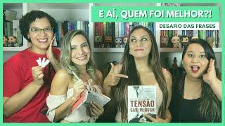 Download DESAFIO DAS FRASES FEAT. ROMANCEIRA I LITERAMIGAS Video