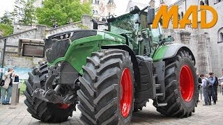 Download Fendt 1000 Vario: the first official presentation Video