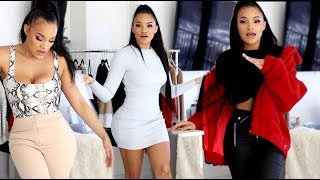 Download SLIM THICK TRY ON HAUL | WHITEFOX BOUTIQUE | ALLYIAHSFACE Video