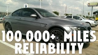 Download BMW E92 M3 Reliability 133,000+ Mile. Cost, Repairs, & Maintenance Video