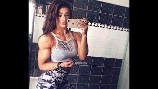 Download Muscle transformation of Kiki Vhyce Video