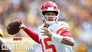 Download The making of Kansas City Chiefs QB Patrick Mahomes | NFL Countdown | ESPN Video