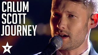 Download ALL CALUM SCOTT Performances on Britain's Got Talent! | Got Talent Global Video