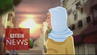 Download What is life like for women inside Raqqa? BBC News Video