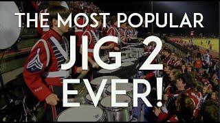 Download Awesome Drumline - Quads - Bass Splits - ″JIG 2 - Redux!″ Video