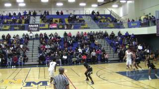 Download Bishop O'Dowd vs Bishop Montgomery High School Boys Basketball FULL GAME 11/26/16 Video
